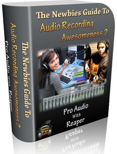 home recording tutorial course